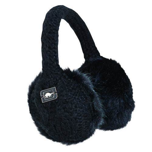 Ear Muffin - Faux Fur Lined