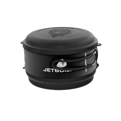 1.5L Ceramic FluxRing Cook Pot Carbon