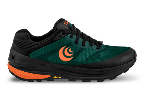 Men's Ultraventure Pro - Forest/Orange