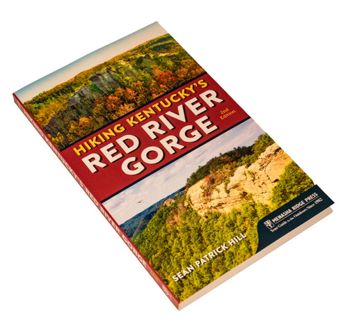 HIKING KENTUCKY - RED RIVER GORGE - Trail Guidebook