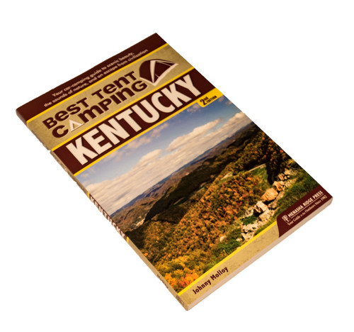 BEST IN TENT CAMPING KY - Trail Guide - 2nd Edition