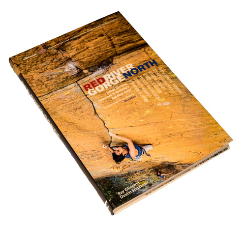 RED RIVER GORGE NORTH - Climbing Guide