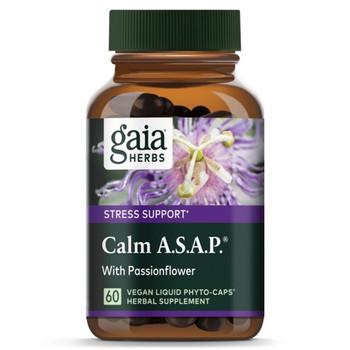 Gaia Calm ASAP 60 Capsules