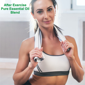 After Exercise Pre Shower Lactic Cleanse Pure Essential Oil