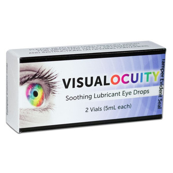 Visual Occuity Lubricant Eye Drops