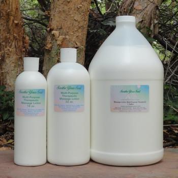 Massage Lotion Multi-Purpose Therapeutic