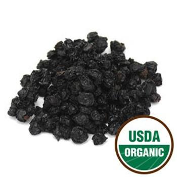 Elder Berries Organic Bulk Herb