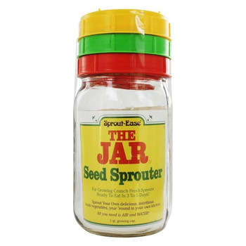 Sprout Ease The Jar Seed Sprouter