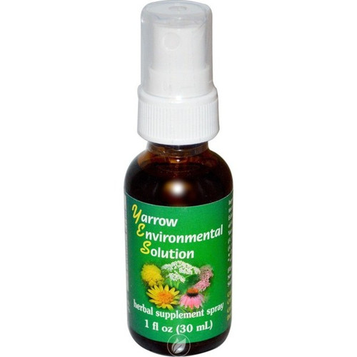 Yarrow Environmental 1 oz. Flower Essence (Formally Special Formula)