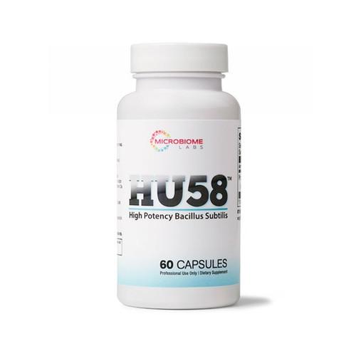 Bacillus Subtilis HU58 60 Capsules