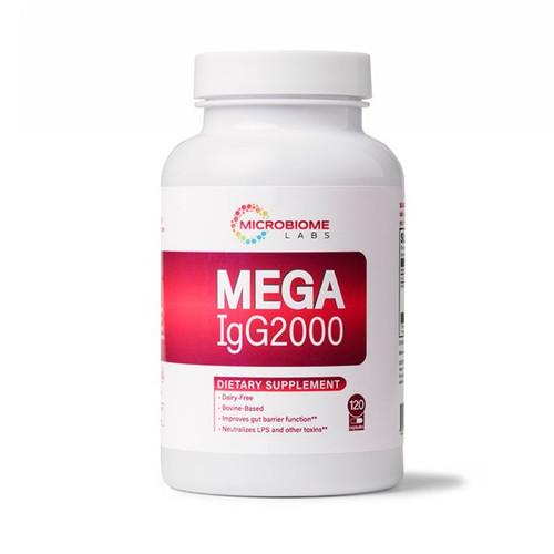 Mega Ig G2000 120 Capsules