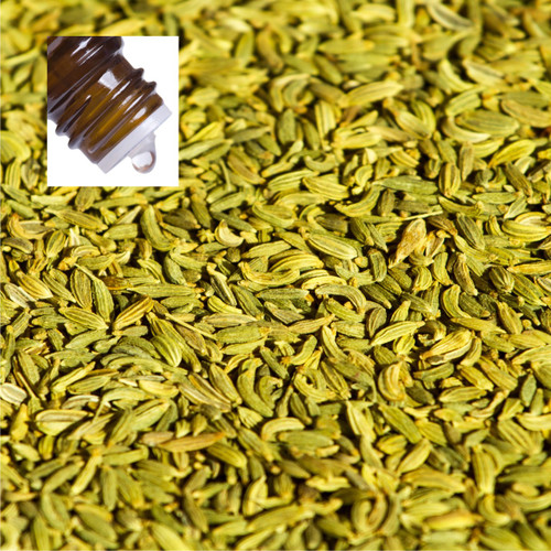 Fennel Sweet Pure Essential Oil