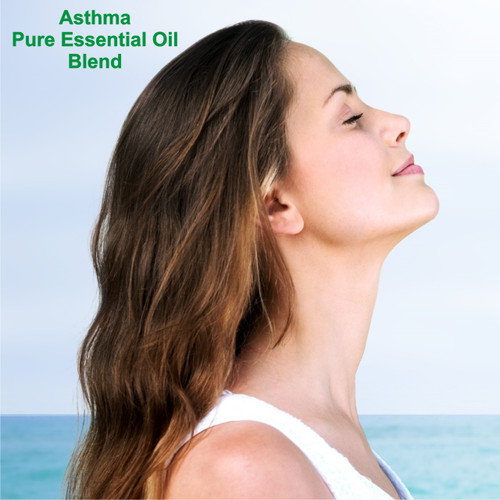 Asthma Blend Pure Essential Oil