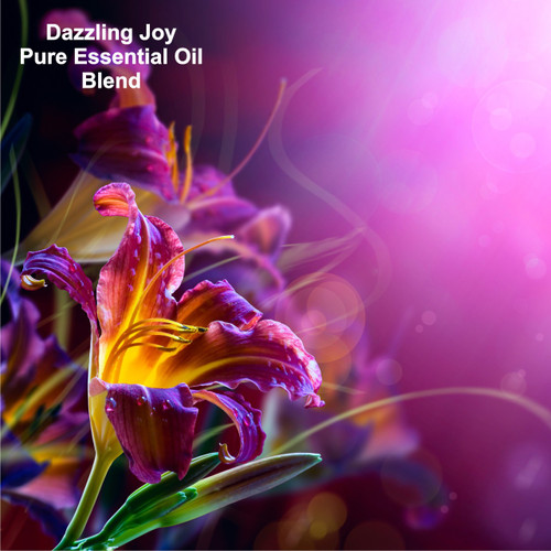 Dazzling Joy Pure Essential Oil