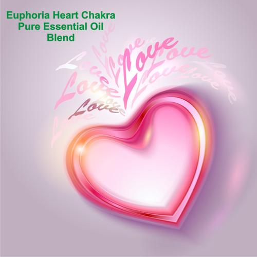 Euphoria Blend Heart Chakra Pure Essential Oil