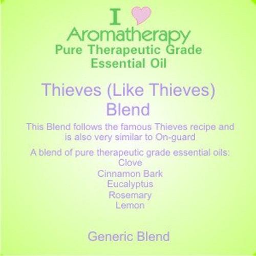 Thieves (Like Thieves) Pure Essential Oil