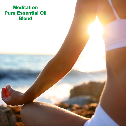 Meditation Blend Crown Chakra Pure Essential Oil