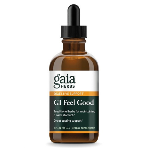 Gaia Herbs GI Feel Good 2 oz