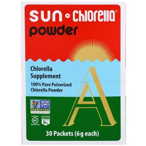Sun Chlorella Powder