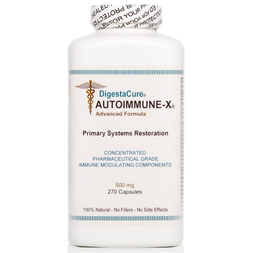 AutoImmune-X 500 mg 270 Capsules