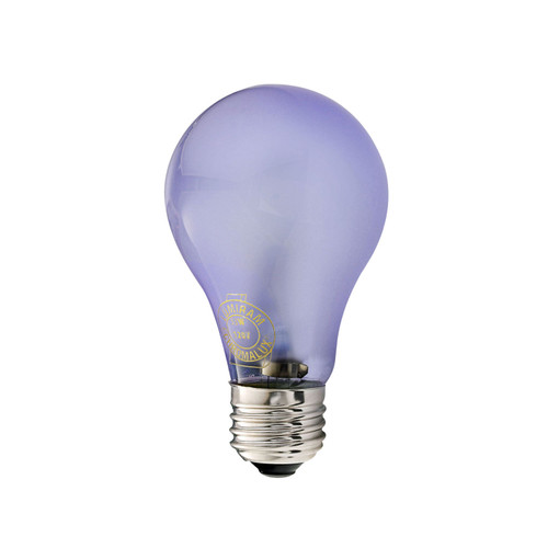 Chromalux Full Spectrum Lamp Frosted 60W Lightbulb