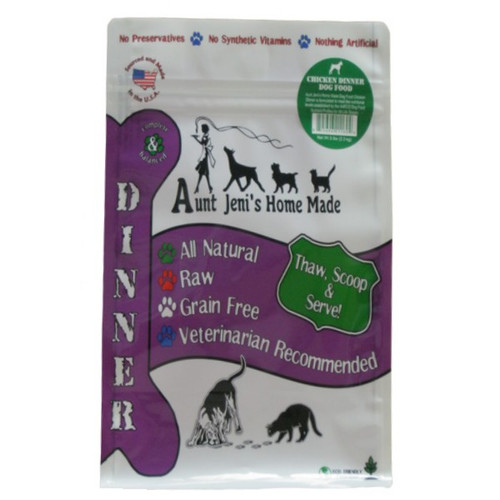 Dog Food Chicken 5 lb