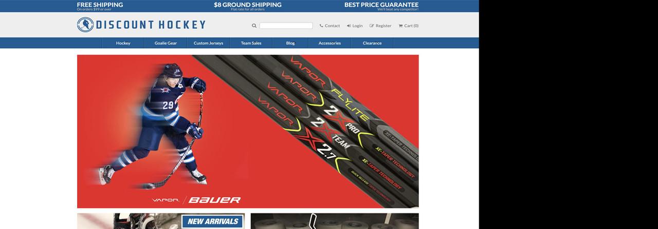 Discount Hockey Equipment - xHockeyProducts USA