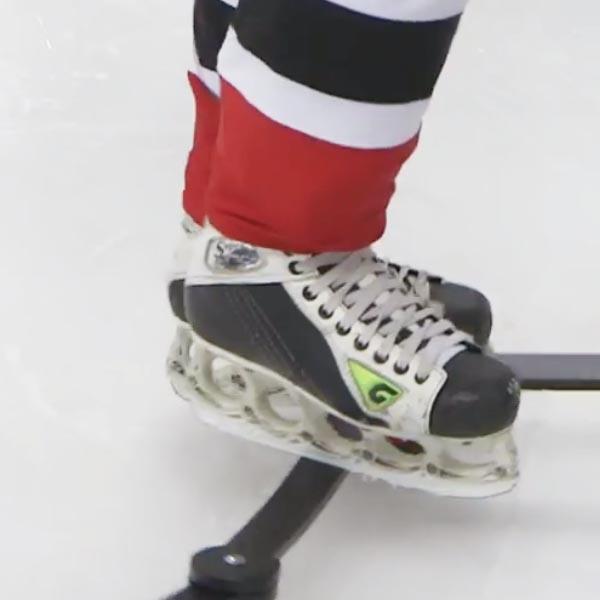 xDeviator Original Hockey Stickhandling Trainer xHockeyProducts.com made in the USA
