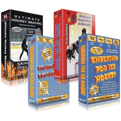 Skinner Hockey DVD (choose yours)
