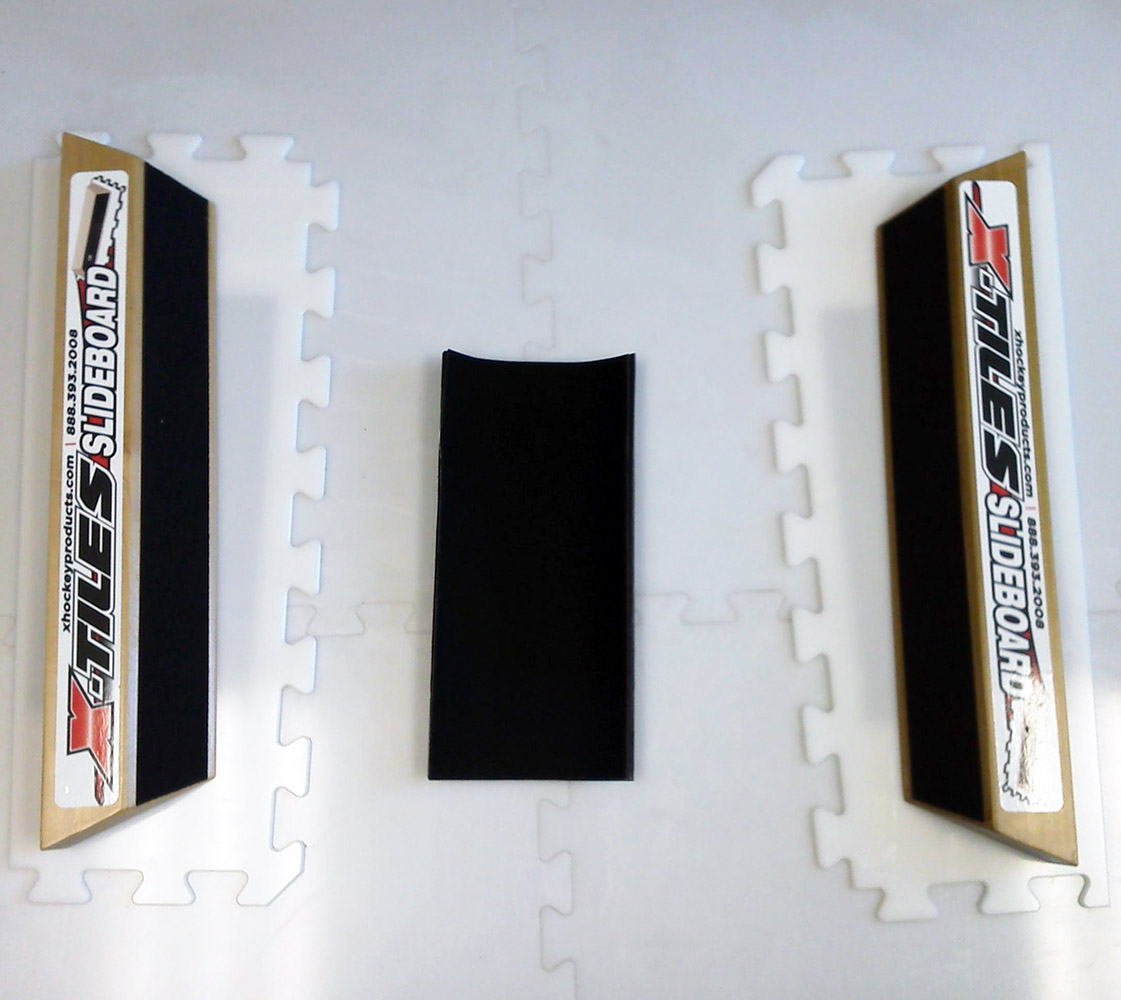 xTiles Slideboard Bumpers xHockeyProducts.com USA