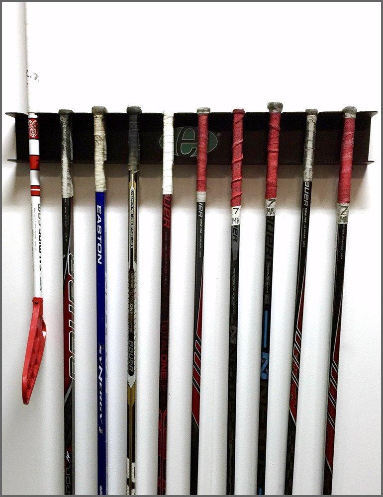 Evolution Aluminum Rink Edition Hockey Stick Rack