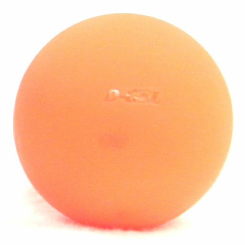 Orange Street Hockey Ball