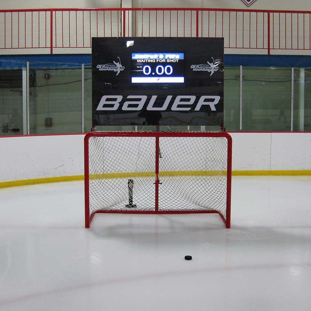 XHP Hardest Shot Radar Zone