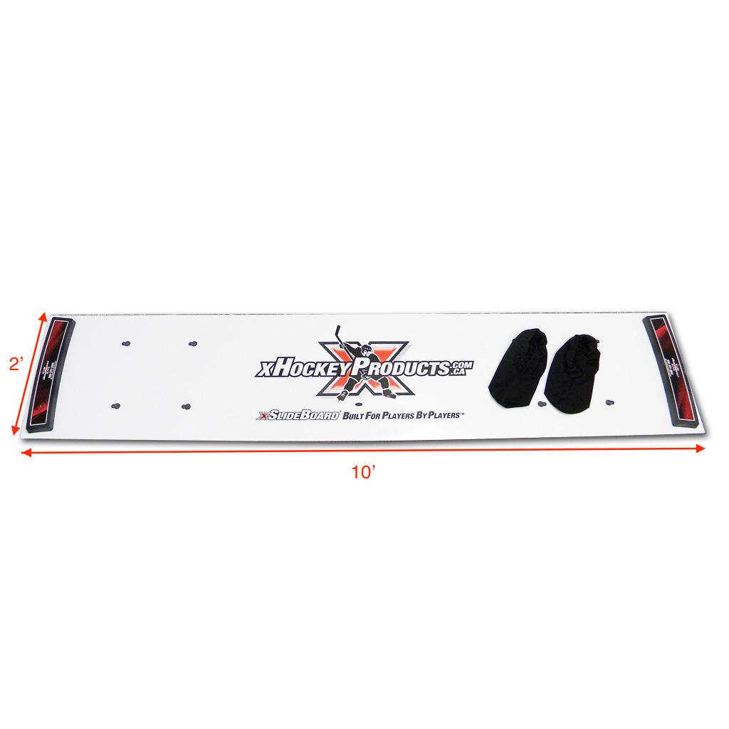 xSlideboard Adjustable 20in x 10ft
