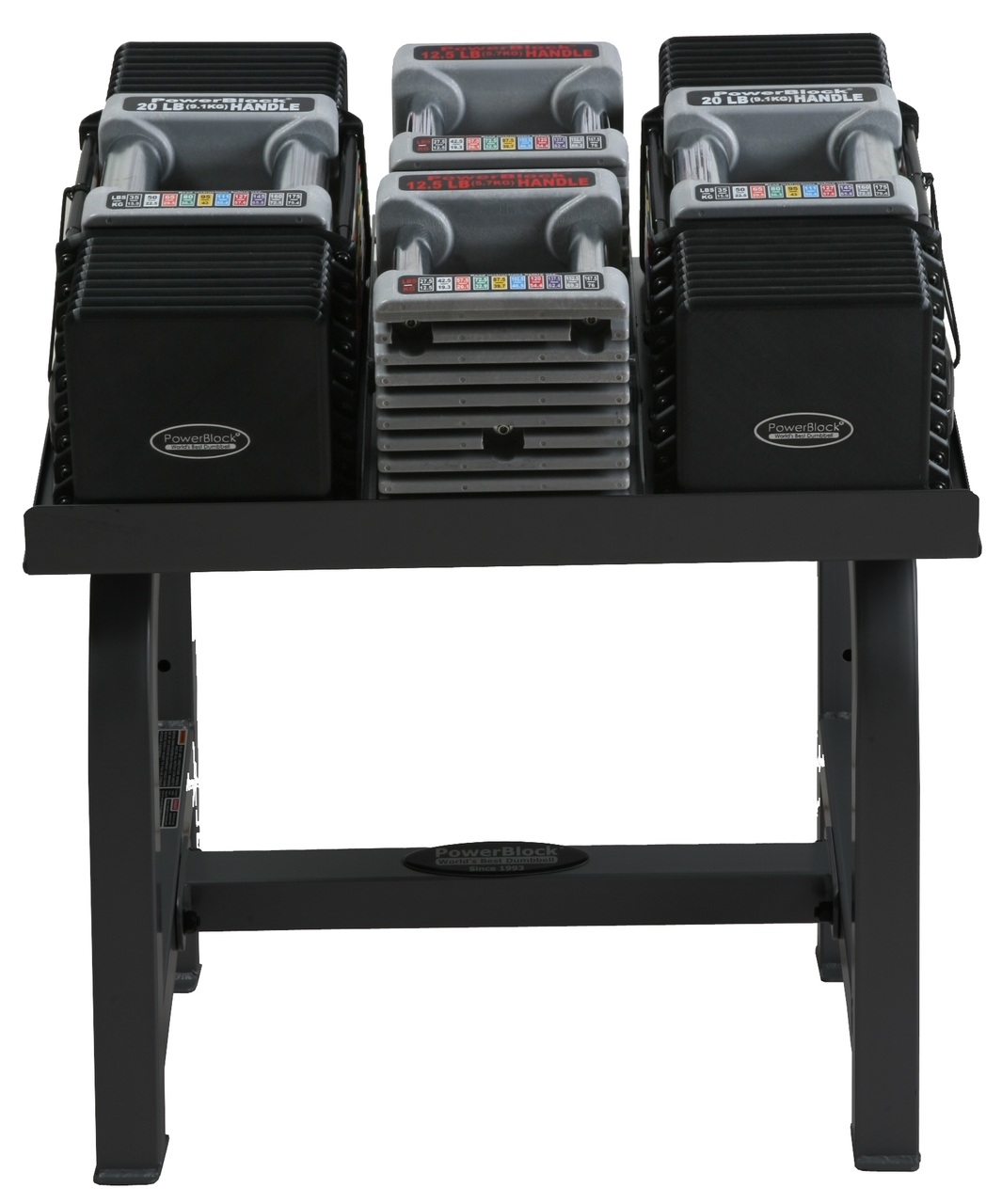 PowerBlock Pro 125 Commercial Set