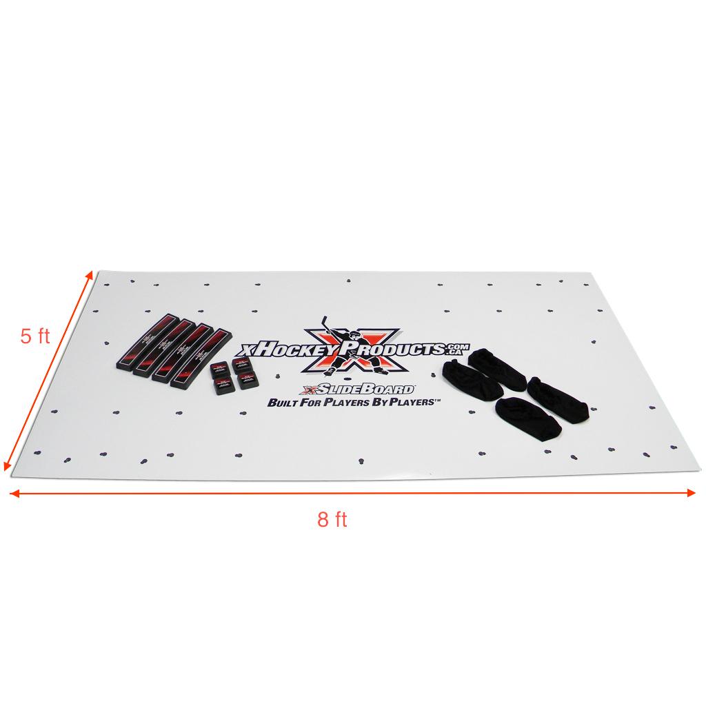XHP Advanced Slide Board Package - 5ft x 8ft