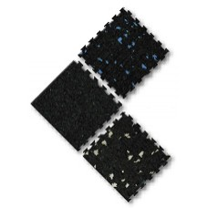 RubberFlex Rubber Flooring Tiles