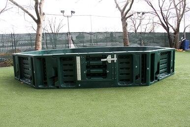 Gaga Ball Pits - Boards System