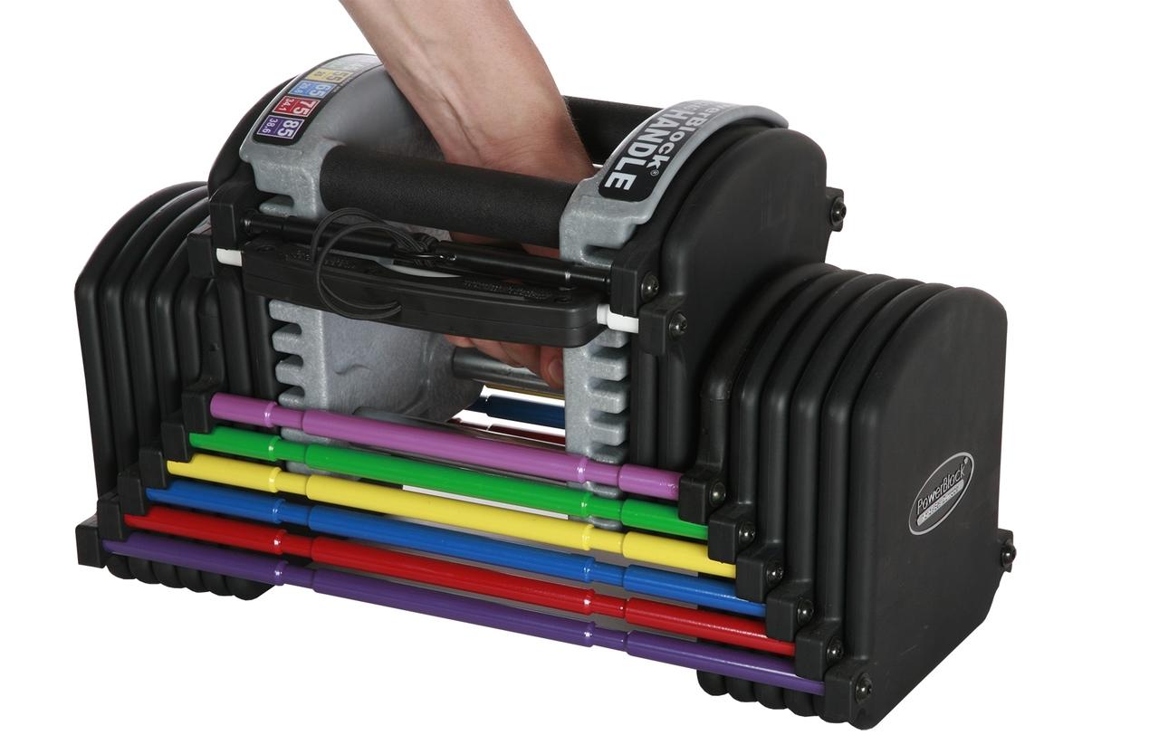 PowerBlock Pro 90 Commercial Set