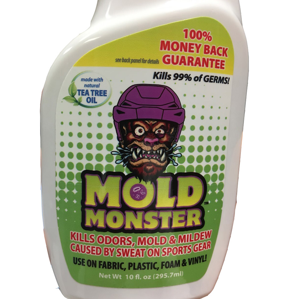Mold Monster Deodorizer Spray
