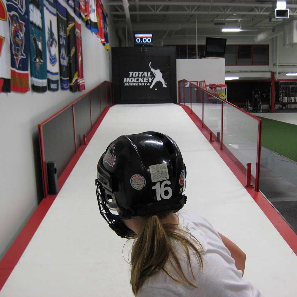 XHP xRamp - Hockey Skating Ramp