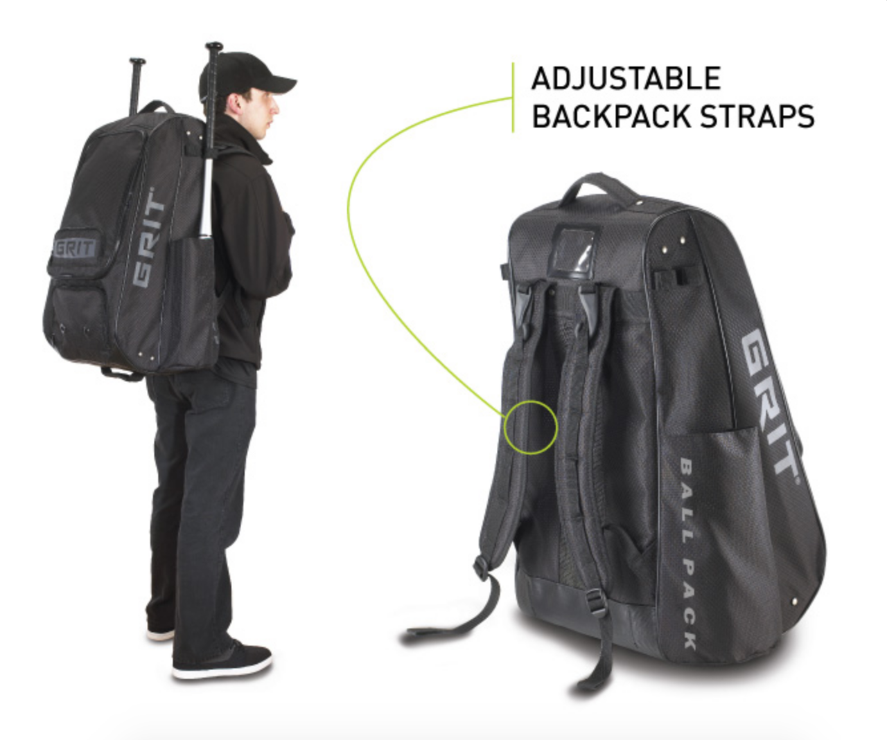 BP01 Baseball Backpack