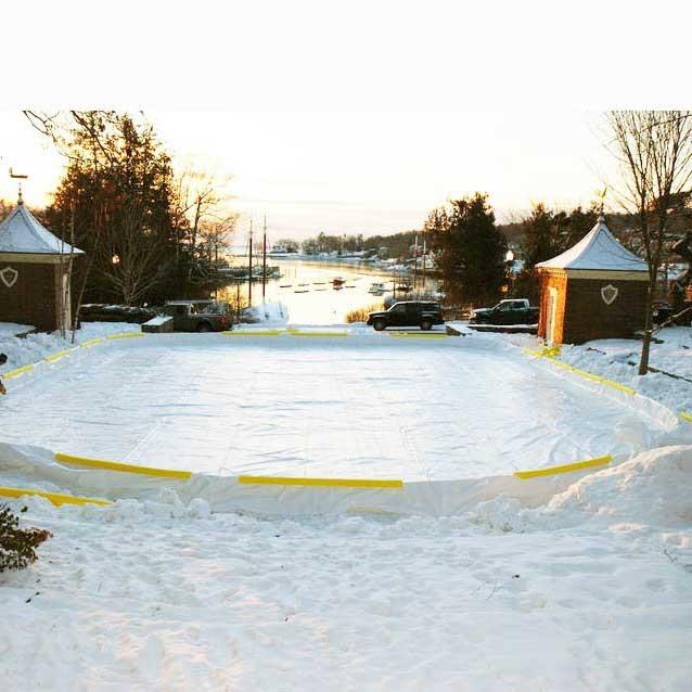 NiceRink NRCS Backyard Ice Rink Liner