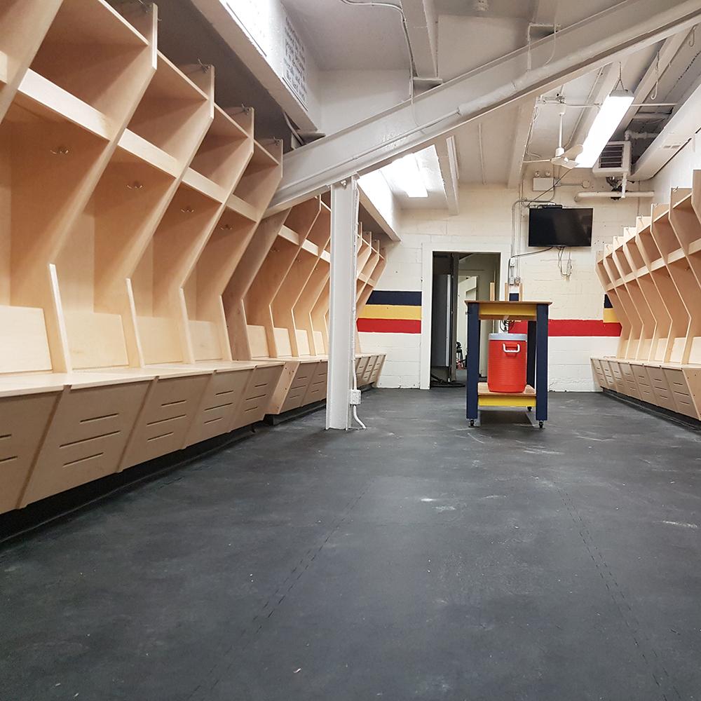 ProElite Hockey Stall Locker Commercial