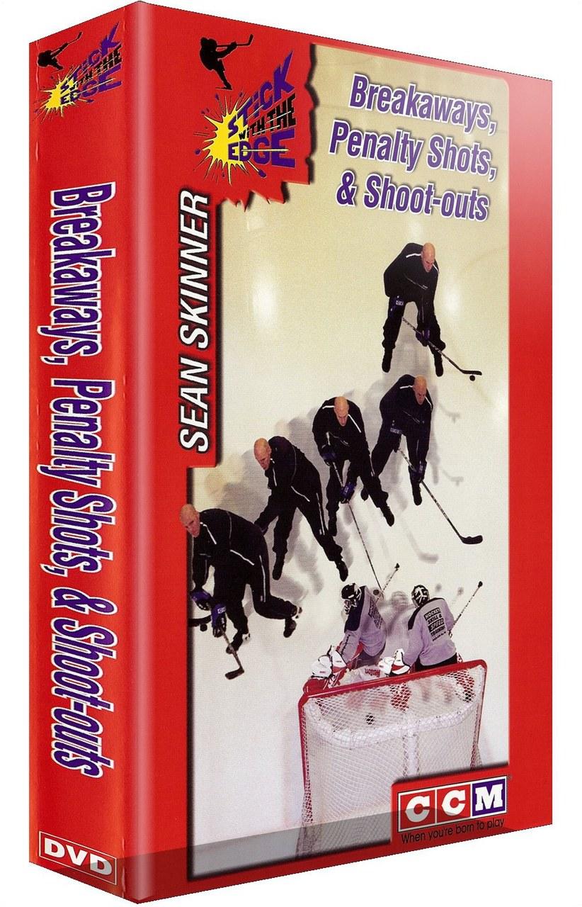 Sean Skinner - Breakaways, Penalty Shots and Shoot - Outs DVD