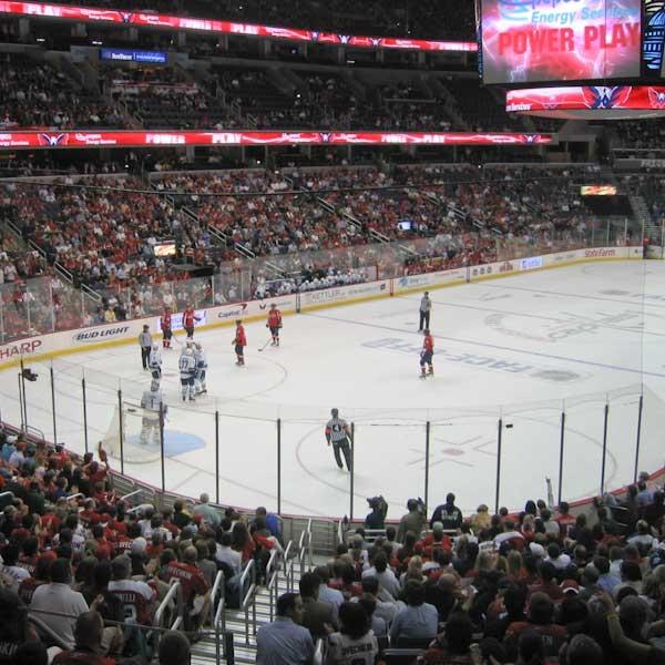 NHL Kevlar Netting