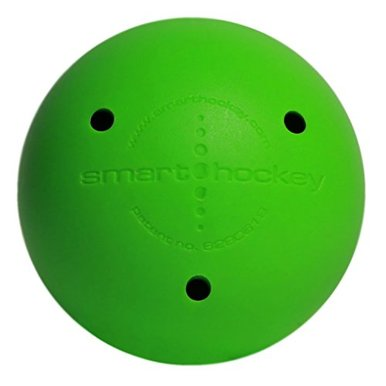SmartHockey Ball Green