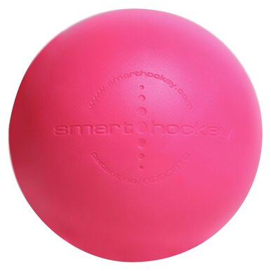 SmartHockey Ball Pink