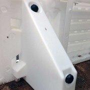 ProWall Plastic Dasherboard System