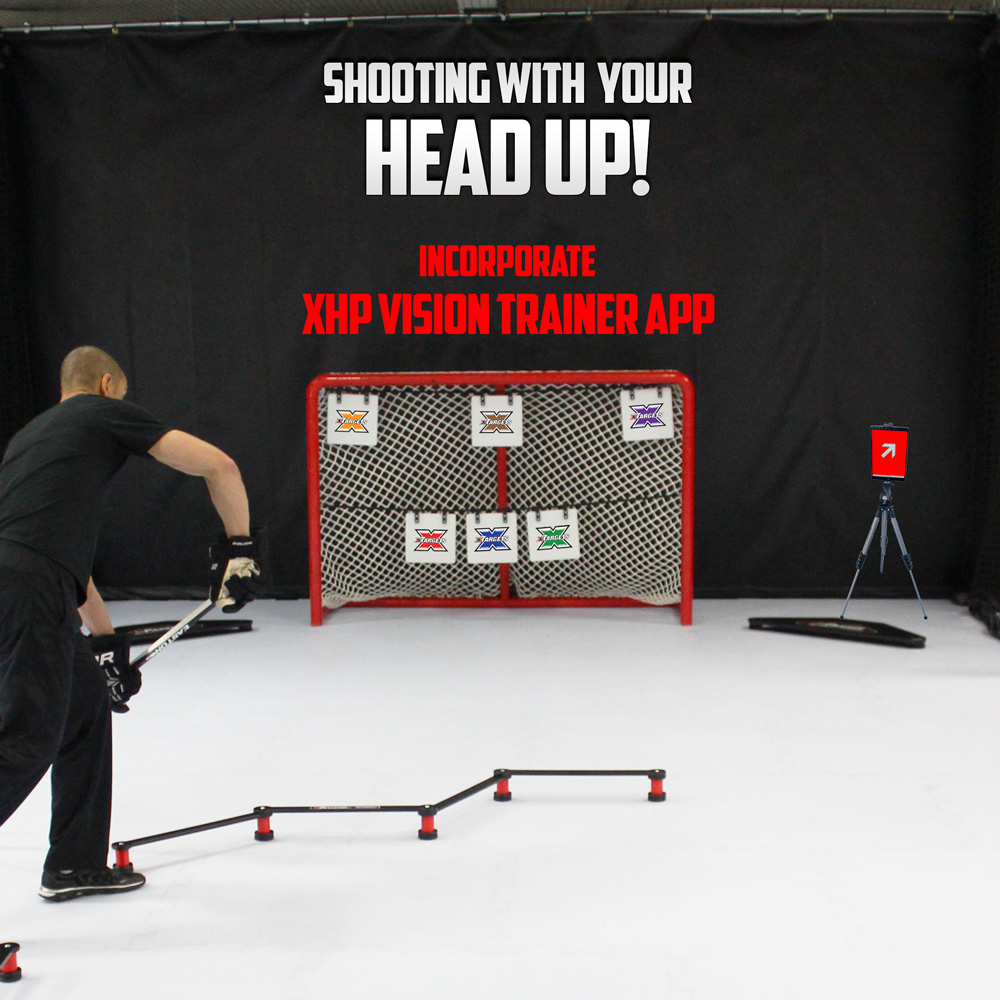 xTargets - Heads-Up Edition & XHP Vision Trainer App